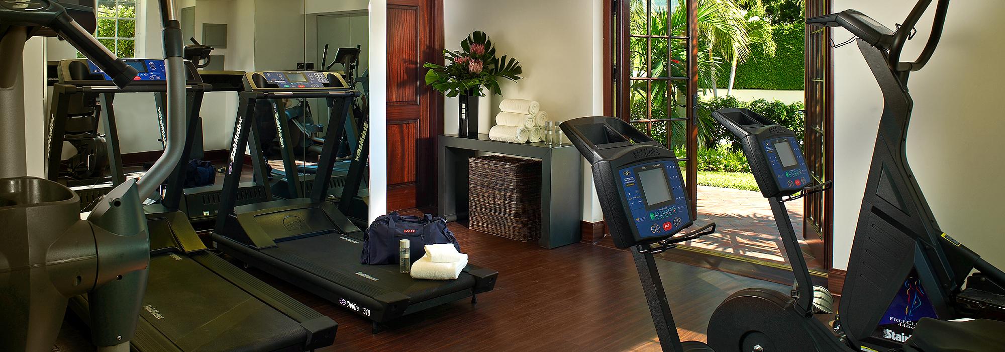Brazillion Gym 2000x700x12